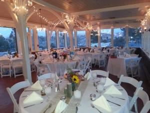 Banquet Room, The Victorian Event Center, Golden