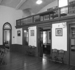 The Balcony, Montclair Women's Club, Montclair