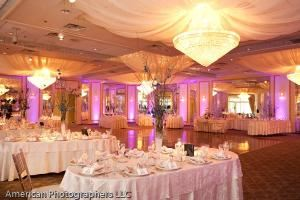 Banquet Hall, Atrium Country Club, West Orange