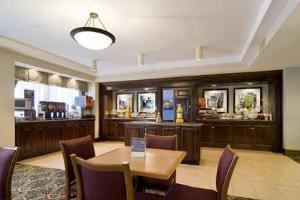 Winston 1 & 2, Hampton Inn Atlanta -  Perimeter Center, Atlanta — Breakfast Area