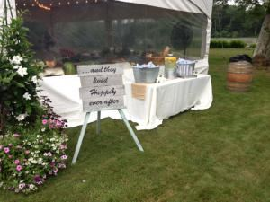 The Wedding Package, Lombardi Caterers, Holbrook
