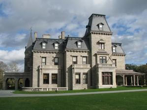 Chateau sur-Mer, Newport Mansions, Newport