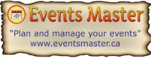 Events Master, New Brunswick