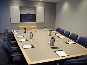 Complete Meeting Package, Harris Conference Center, Charlotte — Video Conference Room