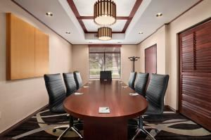 The Austin Board Room, The Wingate By Wyndham Round Rock Hotel, Round Rock