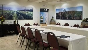 J. Lohr San Jose Wine Center Vineyard Room, San Jose — Available for private corporate meetings.  Breakfast or boxed lunches available.  Meetings can be followed by a private wine tasting.