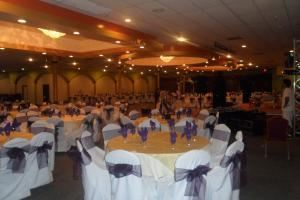 Flamingo Banquet Hall, Flamingo Banquet Hall, Sacramento — Seats up to 600 Guests..