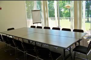 Meeting Room, Longview Farm House, Saint Louis