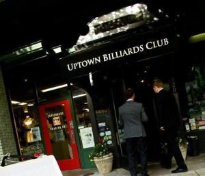 Uptown Billiards Club, Portland