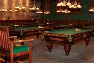 Main Room, Uptown Billiards Club, Portland