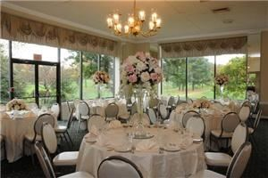 Wedding Package, Bala Golf Club, Philadelphia