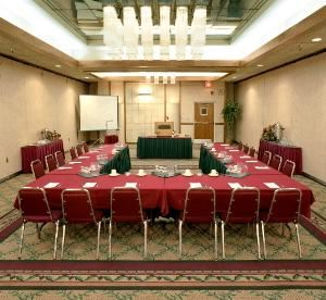 Rathdangan Room 3, DoubleTree by Hilton Hotel Springfield, Springfield