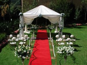 Forever Fabulous Events, Warner Robins — A red carpet wedding. Location: LA