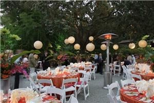 Wedding Reception Package, Hakone Estate and Gardens, Saratoga