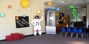 SpaceTimeKids, Denver — Address: 8101 E Belleview Ave., Suite D1, Denver 80237