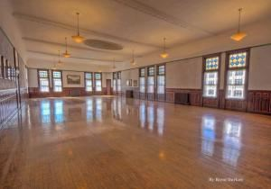 The 107 Ballroom, The Cleveland Gray's Armory Museum, Cleveland