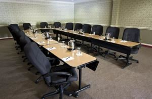 McKinney Room, Cooper Hotel Conference Centre & Spa, Dallas — Large breakout space or meeting space conveniently located near the Berkley room.