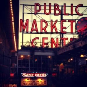 Unexpected Productions, Seattle — At Pike Place Market