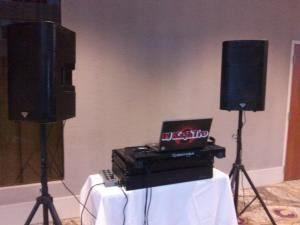 Small Setup, Dj Ka$hTro Entertainment, Greer — Small Budget Setup