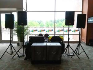 Mid Size Setup, Dj Ka$hTro Entertainment, Greer — Large Setup