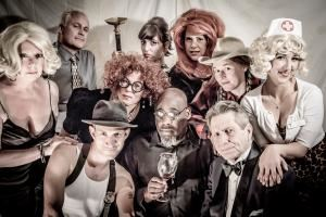 Coprorate Entertainment Package, MURDER SERVED HOT(Interactive Murder Mystery Dinner Theater), Portland