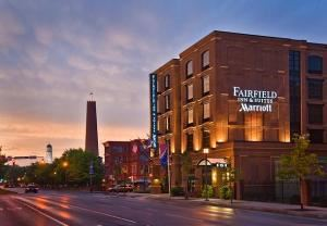 Fairfield Inn & Suites Baltimore Downtown/Inner Harbor, Baltimore