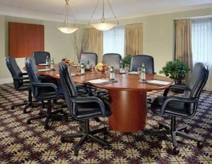 Board Room, Hilton Boston Back Bay, Boston — Board Room