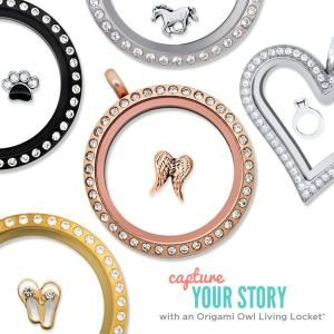 Origami Owl - Sandie Glass Independent Jewelry Designer, Pottstown