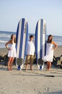 Beach Portraits, Impact Photography, Myrtle Beach