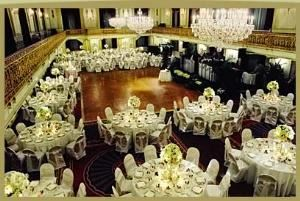 Grand Ballroom, Omni William Penn Hotel, Pittsburgh