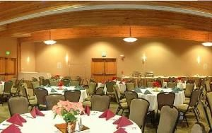 South Sisters Ballroom, Seventh Mountain Resort, Bend