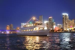 Windridge Yacht Charters, Fort Lauderdale — Windridge K - perfect for you event up to 150 guests