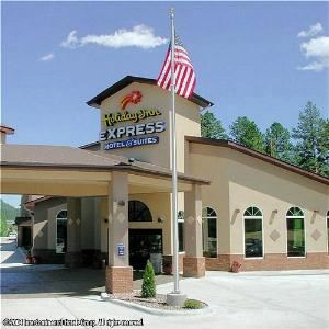 Holiday Inn Express Hotel & Suites Hill City-Mount Rushmore Area, Hill City