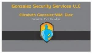 Security Services!, Gonzalez Security Services LLC, Philadelphia
