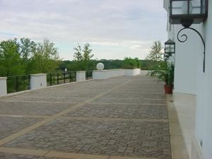 Ballroom Terrace, La Cantera Hill Country Resort, San Antonio — Ballroom Terrace