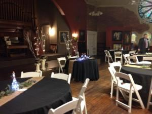 Event Rental From $50 Per Hour, Whittington Place, Hot Springs National Park