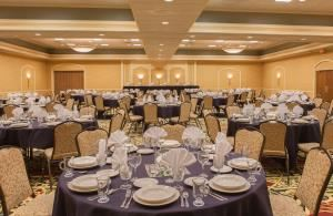 Corporate Dinner Banquet, Holiday Inn Cleveland South Independence, Independence