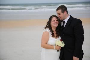 The Beautiful Beach Wedding, Tying the Knot, Cleveland