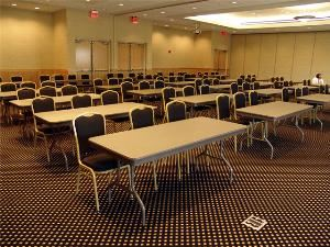 Ballroom C, Fairwinds Alumni Center, Orlando — Classroom style seating