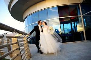 Pugash Hall Or Sky Lounge Rental Starting at $1340, Anderson Abruzzo Albuquerque International Balloon Museum, Albuquerque — Whether it is a dream wedding, corporate retreat or a special occasion, the museum offers a variety of room sizes with stunning views, free wi-fi, and much more.