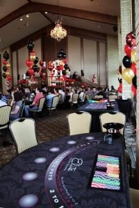 The Hearts Package, Elite Casino Events, Fort Worth
