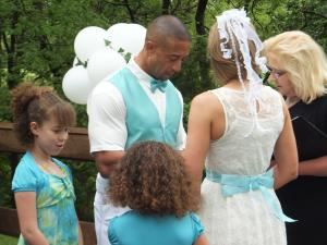 All in one officiant service package, Happily Ever After Wedding Services, Topeka