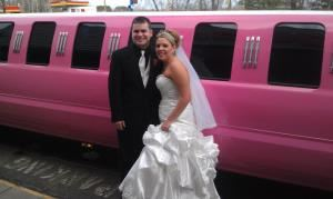 An Escape Transportation LLC, Duluth — 24 PASSENGER HOT PINK CADILLAC ESCALADE LIMOUSINE