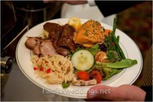 Dinner Menus (starting at $35 per person), Hilton Garden Inn Fairfax, Fairfax