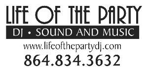 Life of the Party Dj-Sound & Music, Greenville — Whether Corporate Events or Weddings, Life of the Party specializes in music for both. No time limit and flat fee pricing for weddings is why Life of the Party was voted Best in Upstate SC for 2006. Life of the Party brings fun and music to all corporate events catered to the mood you wish to convey to your guests. Life of the Party provides music for all occasions. With 8 professional DJs, Life of the Party will make your next event one to remember.