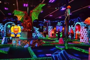 Monster Mini Golf - Norwood, Norwood