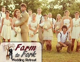 Executive Elopement Package, Organic Farm to Fork Wedding Retreat - Specialize in Small Weddings -, Mondovi — Wisconsin Elope