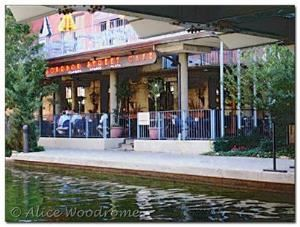 Jazmoz Bourbon Street Cafe, Oklahoma City — Several banquet rooms in different sizes to meet your needs