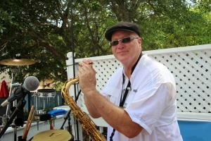 Saxophone music for your event., Jerry Collins, Charlotte