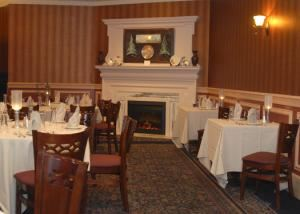 Diamond Wedding Package, Inn at Pocono Manor, Pocono Manor — The Exchange is our finer dining restaurant.  This space can be used for private functions and seats 60-70 people.